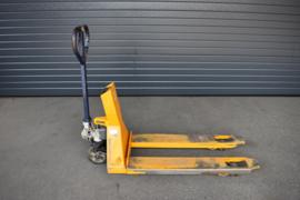 Jungheinrich 2000 kg handpallettruck met RAVAS RPW2100 weegsysteem