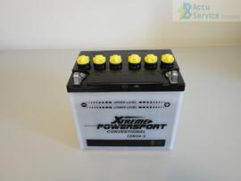 Xtreme 12N24-3 12V 24Ah Motor Accu