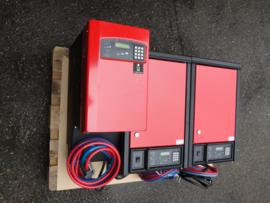 Micropower HF MTM 48V 150A hoofdfrequent batterijlader