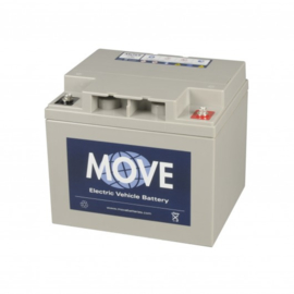 MOVE MPA 50-12 12V 50Ah AGM accu