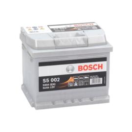 BOSCH S5 002 12V 54Ah auto accu
