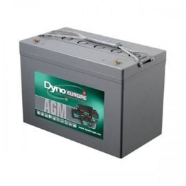 Dyno Europe DAB12-80DEV 12V 80Ah AGM Accu
