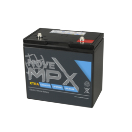 MOVE MPX 55-12 12V 62Ah AGM accu