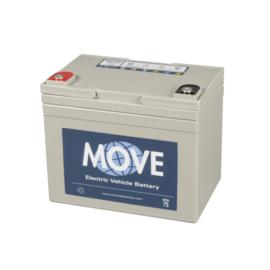 MOVE MPA 34-12 12V 34Ah AGM accu
