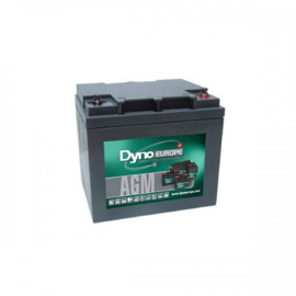 Dyno Europe DAB12-60DEV 12V 60Ah AGM Accu