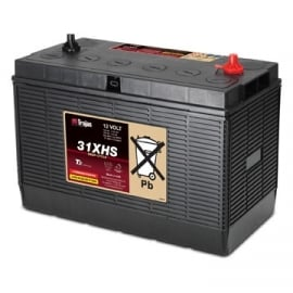 Trojan Deep-Cycle accu 12V 130Ah 31XHS