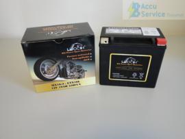 LEOCH MX16-3 ETX16L AGM Motor accu 12V 19Ah
