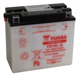 Yuasa Yumicron motor accu 12V 18Ah YB18L-A