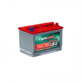 Dyno Europe 2PZS56 12V 75Ah Monobloc Tractie accu