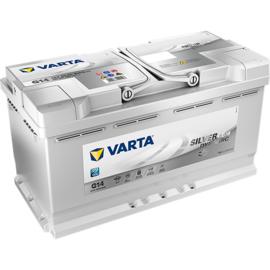 VARTA G14 Silver Dynamic AGM accu 12V 95Ah