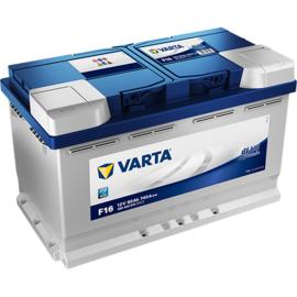 VARTA Blue Dynamic F16 auto accu 12V 80Ah 580400074