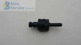 KN062SL007 - BFS Snelkoppeling Male 6 mm