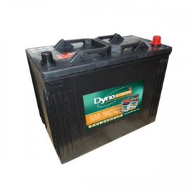 Dyno Europe 9.600.2 12V 125Ah Semi Tractie accu