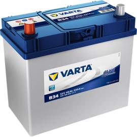 VARTA Blue Dynamic B34 auto accu 12V 45Ah 545158033