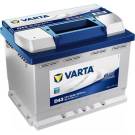 VARTA Blue Dynamic D43 auto accu 12V 60Ah 560127054