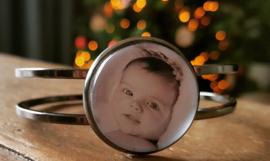 Moeder foto-armband