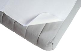 Waterdichte matrasbeschermer incontinentie met molton bovenzijde