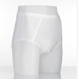 Incontinentiebroek voor mannen, wasbaar incontinentie ondergoed voor heren