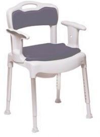 Toiletstoel in hoogte verstelbaar, SWIFT toiletstoel - ALM81702030