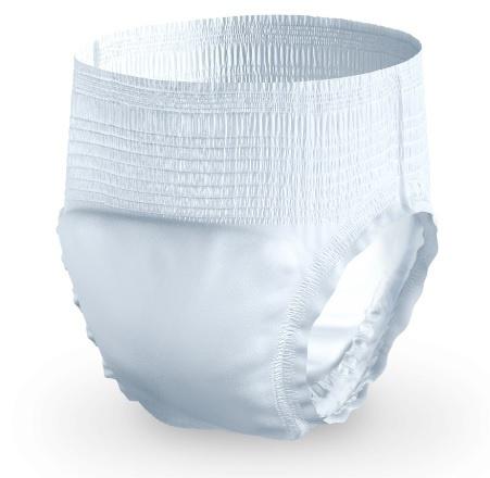 Wegwerp incontinentiebroekjes voor overdag, Absorin Comfort Pants Plus - Large, 1235-A