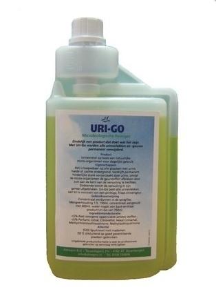 Urinegeur en urinevlek verwijderaar, navulling - URO200