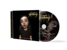 Deformation Of Humanity - CD