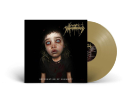 Deformation Of Humanity - Limited Gold LP