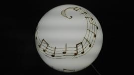 Lamp 'Muziek'
