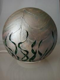Lamp 26 onderwaterparel zilver