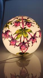 Lamp 59 Fuchsia roos/paars