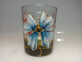 NIEUW theelicht/drinkglas