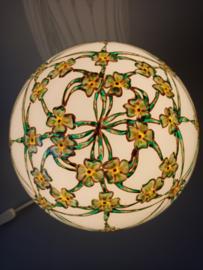 Lamp 31 Lintenvlechtwerk groen