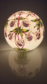 Lamp 61 fuchsia paars