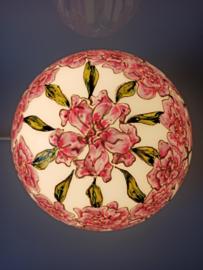 lamp 34 roze rozen