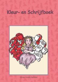 Boek Kleur- en Schrijfboek