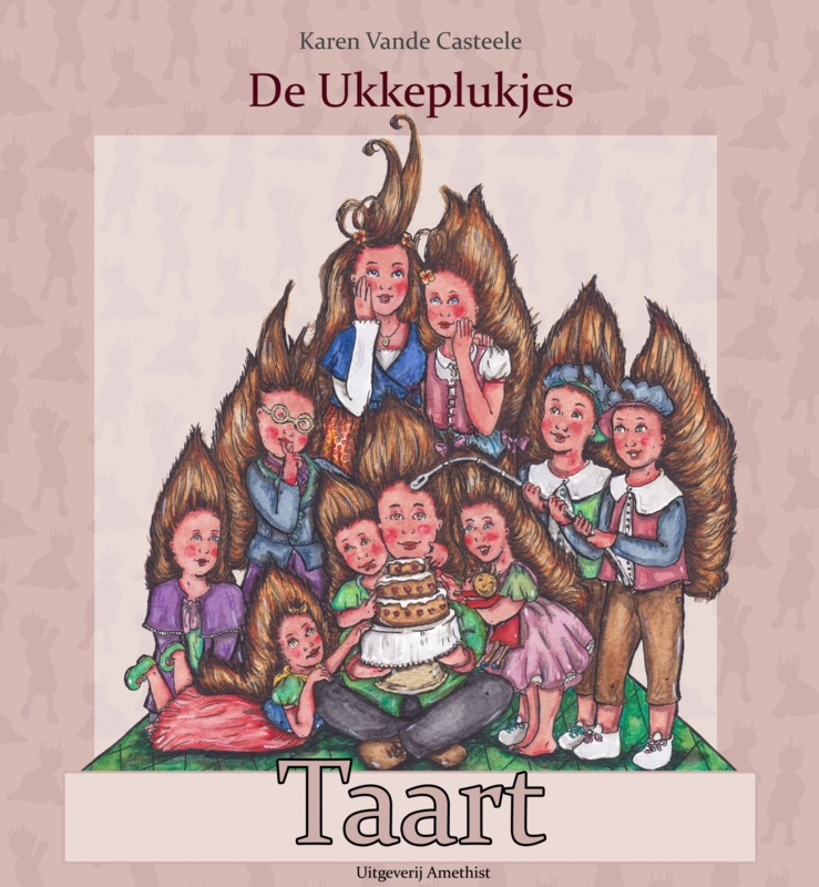 Boek Taart