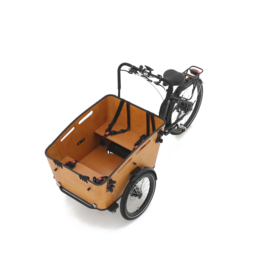 VOGUE SUPERIOR 3 - elektrische bakfiets