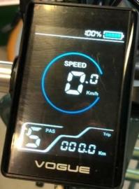Vogue Comfort Elektrische fiets 7V / 46 cm