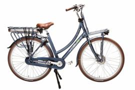Vogue elite elektrische fiets jeans blauw 57 cm