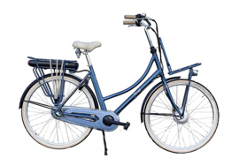 Rivel Riviera Dames 49 of 55cm Matblauw N3