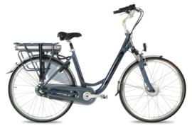 E-bike met voorwielmotor