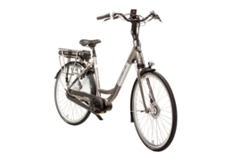 Vogue E-bike, Infinity MDS, 8 sp Shimano 48 of 53 cm mat grijs