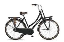 Altec Dutch N-3 transportfiets mat zwart