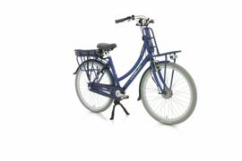 Vogue Elite elektrische fiets jeans blauw 3V