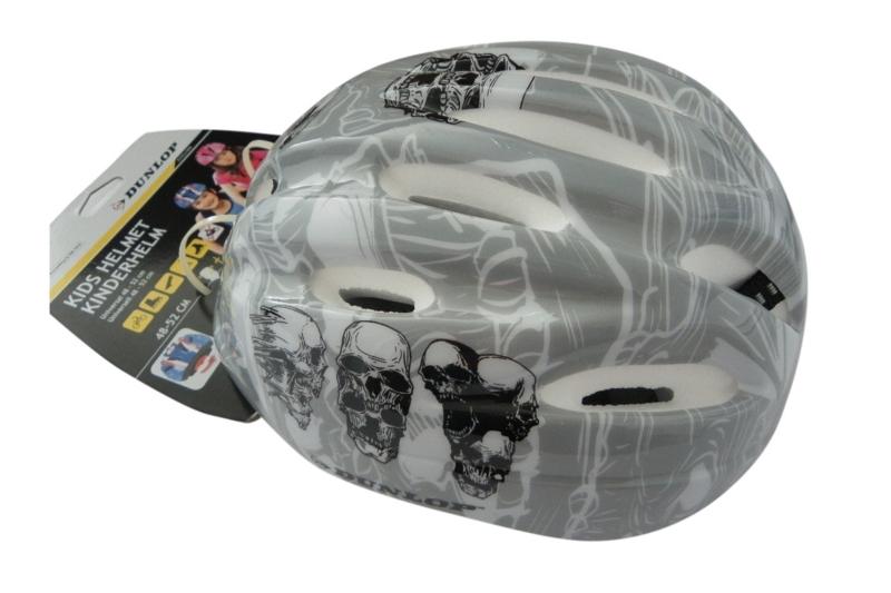 Fietshelm Dunlop Skull
