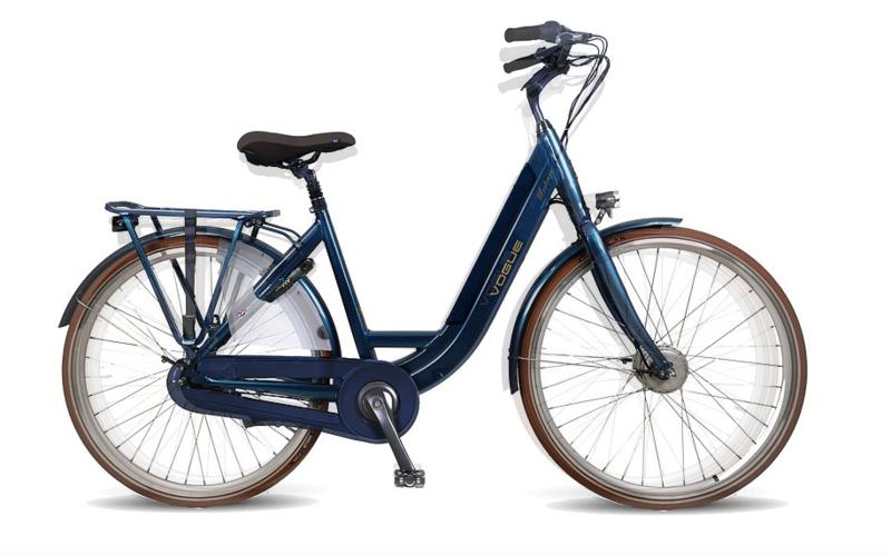 Vogue Mestengo 8 V e-bike dames Dark Turquoise