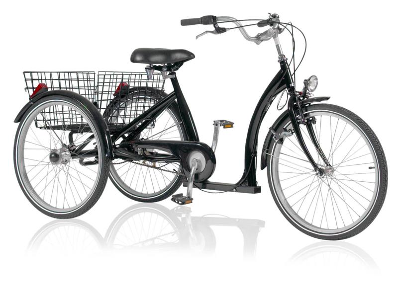 Pfiff  Standaard driewieler voor volwassenen