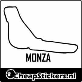 CIRCUIT MONZA STICKER