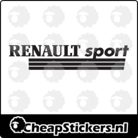 RENAULT SPORT STICKER