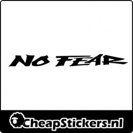 NO FEAR LOGO STICKER